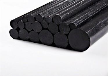 poliamid czarny